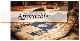 Affordable Rug Cleaning