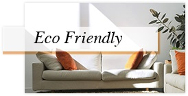Eco-Friendly Upholstery Cleaning in NYC