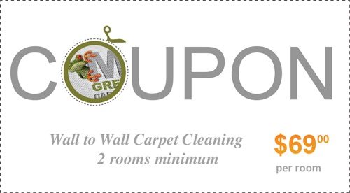 $69 carpet cleaning coupon