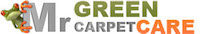 Mr. Green Carpet Care Logo